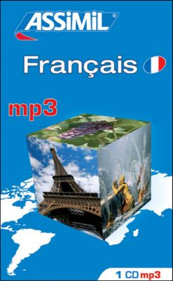 Assimil Französisch ohne Mühe: Francais, 1 mp3-CD