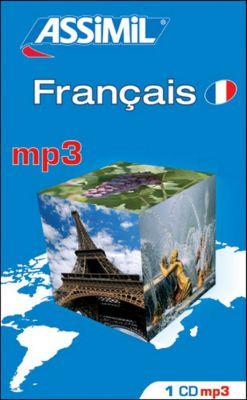 Assimil Französisch ohne Mühe: Francais, 1 mp3-CD, Assimil Nelis