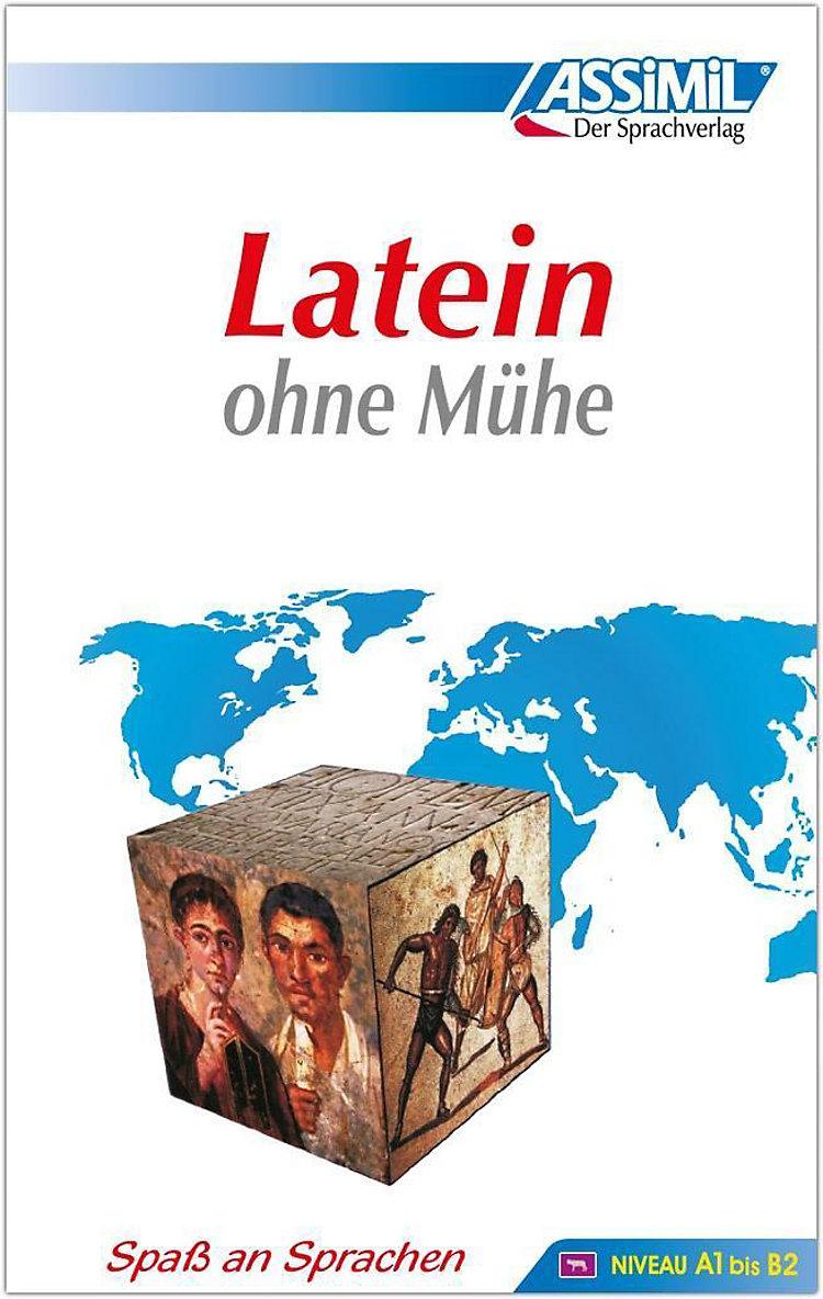 Assimil Latein ohne Mühe: Lehrbuch Buch versandkostenfrei