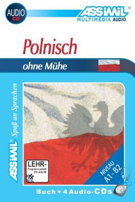 Assimil Polnisch ohne Mühe: Lehrbuch und 4 CD-Audios - Barbara Kuszmider |