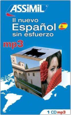 Assimil Spanisch ohne Mühe heute: Il nuevo Español sin esfuerzo, 1 MP3-CD