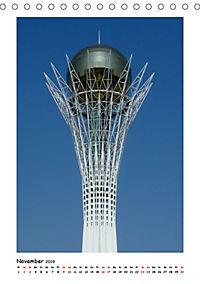 Astana - Die Perle Zentralasiens (Tischkalender 2019 DIN A5 hoch) - Produktdetailbild 11