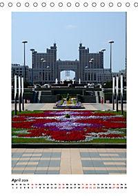 Astana - Die Perle Zentralasiens (Tischkalender 2019 DIN A5 hoch) - Produktdetailbild 4