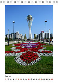 Astana - Die Perle Zentralasiens (Tischkalender 2019 DIN A5 hoch) - Produktdetailbild 6