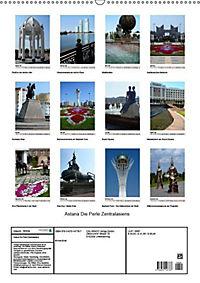 Astana - Die Perle Zentralasiens (Wandkalender 2019 DIN A2 hoch) - Produktdetailbild 2