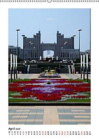 Astana - Die Perle Zentralasiens (Wandkalender 2019 DIN A2 hoch) - Produktdetailbild 10