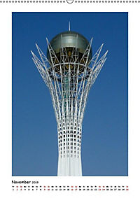 Astana - Die Perle Zentralasiens (Wandkalender 2019 DIN A2 hoch) - Produktdetailbild 5