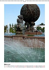 Astana - Die Perle Zentralasiens (Wandkalender 2019 DIN A3 hoch) - Produktdetailbild 3