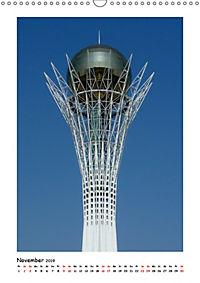 Astana - Die Perle Zentralasiens (Wandkalender 2019 DIN A3 hoch) - Produktdetailbild 11