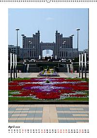 Astana - Die Perle Zentralasiens (Wandkalender 2019 DIN A2 hoch) - Produktdetailbild 4