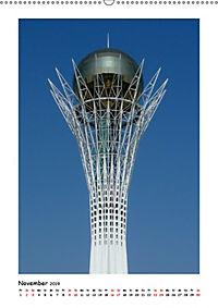 Astana - Die Perle Zentralasiens (Wandkalender 2019 DIN A2 hoch) - Produktdetailbild 11