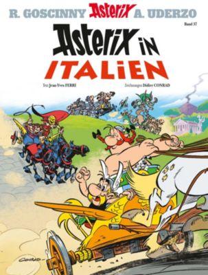 Asterix: Asterix 37, Jean-Yves Ferri, Didier Conrad