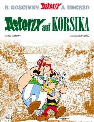 Asterix - Asterix auf Korsika, René Goscinny, Albert Uderzo