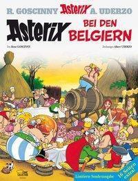 Asterix - Asterix bei den Belgiern, René Goscinny
