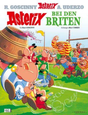 Asterix - Asterix bei den Briten, René Goscinny, Albert Uderzo