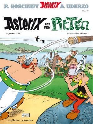 Asterix - Asterix bei den Pikten, Rene Goscinny, Jean-Yves Ferry