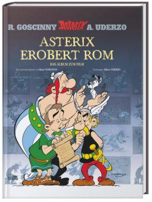 Asterix - Asterix erobert Rom, Albert Uderzo, René Goscinny