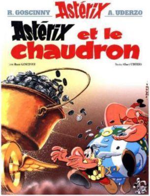 Asterix - Asterix et le chaudron, Albert Uderzo, Rene Goscinny
