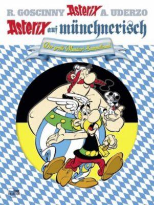 Asterix auf münchnerisch Sammelband, Albert Uderzo, René Goscinny