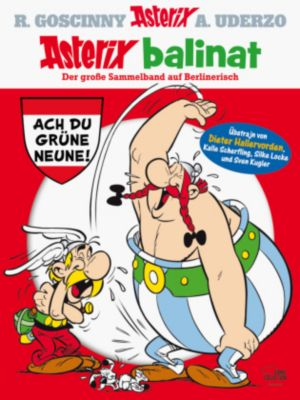 Asterix balinat, Albert Uderzo, René Goscinny