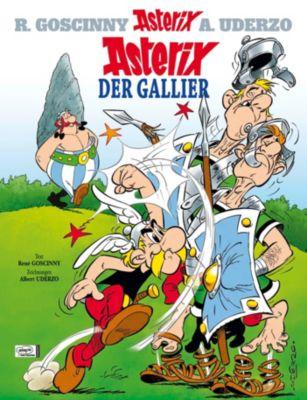 Asterix Band 1: Asterix der Gallier, René Goscinny, Albert Uderzo