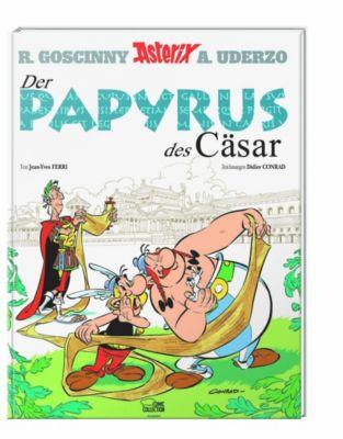 Asterix Band 36: Der Papyrus des Cäsar, Jean-Yves Ferri