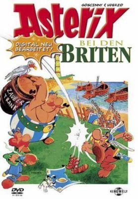 Asterix bei den Briten, René Goscinny, Albert Uderzo