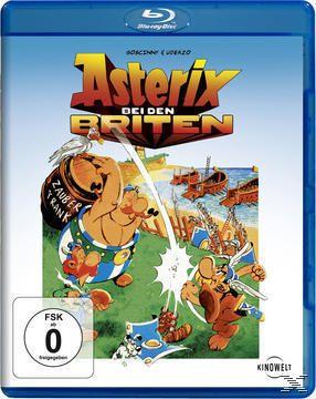 Asterix bei den Briten, René Goscinny, Albert Uderzo, Pierre Tchernia