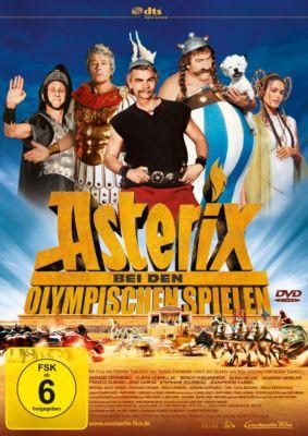 Asterix bei den Olympischen Spielen, René Goscinny, Albert Uderzo