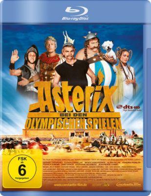 Asterix bei den Olympischen Spielen, Diverse Interpreten