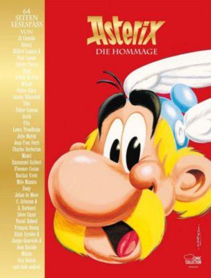 Asterix - Die Hommage -  pdf epub