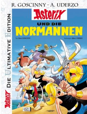 Asterix, Die Ultimative Edition - Asterix und die Normannen, René Goscinny, Albert Uderzo