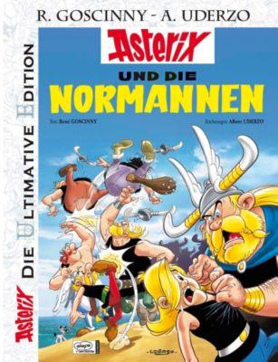 Asterix, Die Ultimative Edition - Asterix und die Normannen, René Goscinny, Albert Uderzo