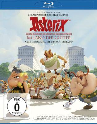 Asterix im Land der Götter, Alexandre Astier, Jean-Rémi François, Philip LaZebnik