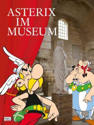 Asterix im Museum, Albert Uderzo