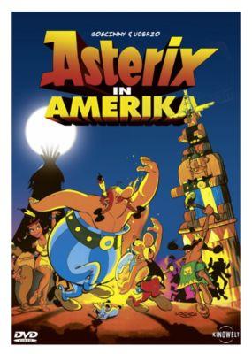 Asterix in Amerika, Albert Uderzo, Pierre Tchernia, Thomas Platt, Rhett Rooster, Robin Lyons, Andrew Offiler, Bill Speers
