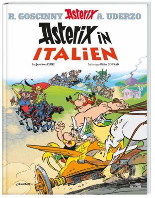 Asterix in Italien - Jean-Yves Ferri |