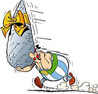 Asterix Jubiläumsedition: <br>Asterix & Obelix feiern Geburtstag, Band 34 - Produktdetailbild 7