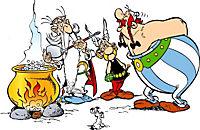 Asterix Jubiläumsedition: <br>Asterix & Obelix feiern Geburtstag, Band 34 - Produktdetailbild 3