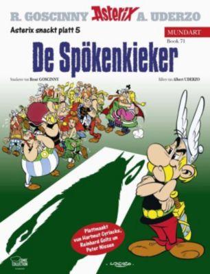 Asterix Mundart - De Spökenkieker, René Goscinny, Albert Uderzo