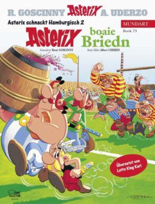 Asterix Mundart Hamburgisch - Asterix boaie Briedn, René Goscinny, Albert Uderzo