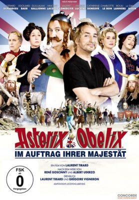 Asterix & Obelix - Im Auftrag Ihrer Majestät, René Goscinny, Albert Uderzo