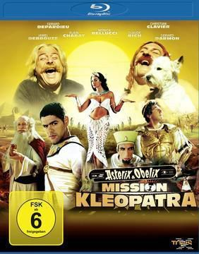 Asterix & Obelix: Mission Kleopatra, Alain Chabat