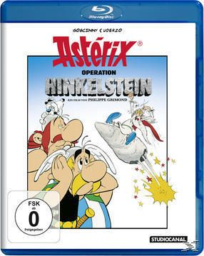 Asterix - Operation Hinkelstein, George Roubicek, Adolf Kabatek, Yannik Voight, René Goscinny, Albert Uderzo