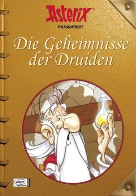 Asterix präsentiert: Die Geheimnisse der Druiden, René Goscinny, Albert Uderzo