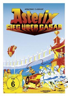 Asterix - Sieg über Cäsar, René Goscinny, Albert Uderzo