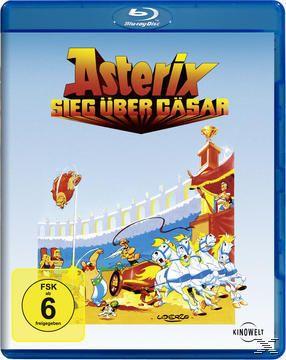 Asterix - Sieg über Cäsar, René Goscinny, Albert Uderzo, Pierre Tchernia