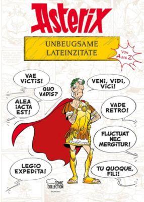 Asterix - Unbeugsame Lateinzitate von A bis Z, Bernard-Pierre Molin