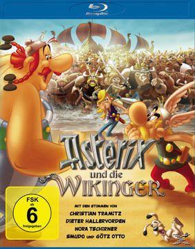 Asterix und die Wikinger, Jean-Luc Goossens, Stefan Fjeldmark, Philip LaZebnik, René Goscinny, Albert Uderzo