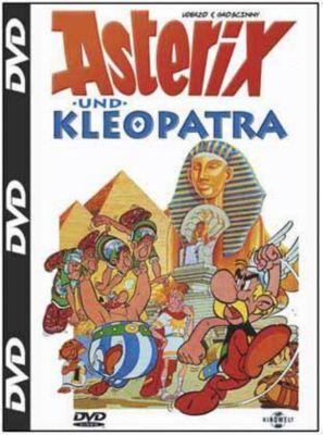 Asterix und Kleopatra, Jos Marissen, Eddie Lateste, Pierre Tchernia